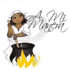 Logo & Huisstijl # 345895 voor A mi manera wedstrijd