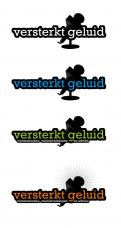 Logo & Huisstijl # 26303 voor Versterkt Geluid wedstrijd