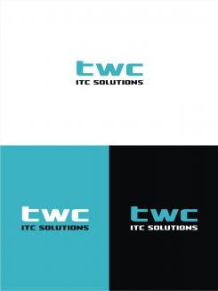 Logo & Huisstijl # 1212044 voor Ontwerp een fris nieuw logo en huisstijl voor het IT bedrijf TWC! wedstrijd