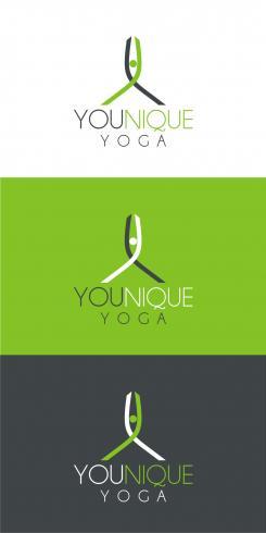 Logo & Corp. Design  # 502310 für Entwerfen Sie ein modernes+einzigartiges Logo und Corp. Design für Yoga Trainings Wettbewerb