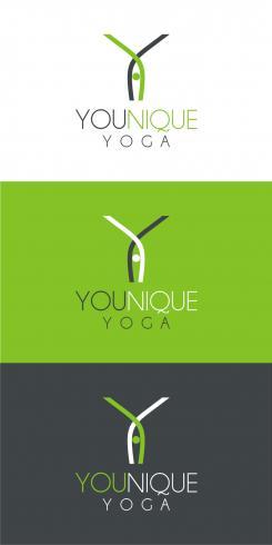 Logo & Corp. Design  # 502313 für Entwerfen Sie ein modernes+einzigartiges Logo und Corp. Design für Yoga Trainings Wettbewerb