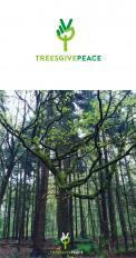 Logo & Huisstijl # 1032004 voor Treesgivepeace wedstrijd
