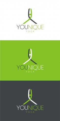 Logo & Corp. Design  # 502226 für Entwerfen Sie ein modernes+einzigartiges Logo und Corp. Design für Yoga Trainings Wettbewerb