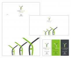 Logo & Corp. Design  # 502527 für Entwerfen Sie ein modernes+einzigartiges Logo und Corp. Design für Yoga Trainings Wettbewerb