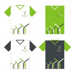Logo & Corp. Design  # 502535 für Entwerfen Sie ein modernes+einzigartiges Logo und Corp. Design für Yoga Trainings Wettbewerb