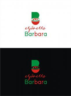 Logo & Huisstijl # 1139782 voor Ontwerp een korte  krachtige en pakkende bedrijfsnaam voor Espressobar! wedstrijd