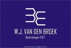 Logo & Huisstijl # 301728 voor Ontwerp een logo & huisstijl voor een stratenmakersbedrijf (sinds kort VOF) wedstrijd