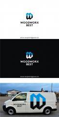Logo & Huisstijl # 1034269 voor  Woodworx Best    Ontwerp een stoer logo   huisstijl   busontwerp   visitekaartje voor mijn timmerbedrijf wedstrijd