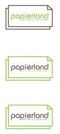 Logo & Huisstijl # 257674 voor Ontwerp fris en luchtig logo voor nieuwe papierhandel wedstrijd