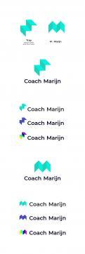 Logo & Huisstijl # 994798 voor Logo ontwerpen voor Coach Marijn wedstrijd