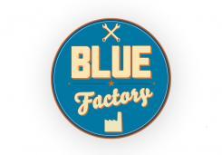 Logo & Huisstijl # 11441 voor blue factory wedstrijd