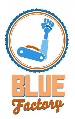 Logo & Huisstijl # 11440 voor blue factory wedstrijd