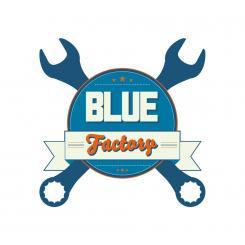 Logo & Huisstijl # 11326 voor blue factory wedstrijd