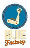Logo & Huisstijl # 11459 voor blue factory wedstrijd