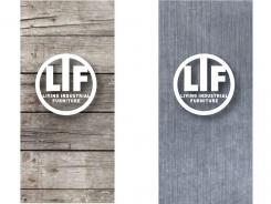 Logo & Huisstijl # 435231 voor LIF Living Industrial Furniture wedstrijd