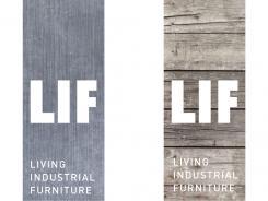 Logo & Huisstijl # 435232 voor LIF Living Industrial Furniture wedstrijd