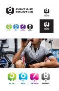 Logo & Huisstijl # 965113 voor wielerkledij     Eight and Counting  wedstrijd