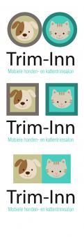 Logo & Huisstijl # 140152 voor Logo en huisstijl voor een mobiele honden en katten trimsalon wedstrijd
