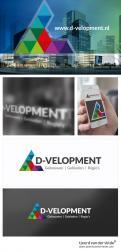 Logo & Huisstijl # 363657 voor Ontwerp een logo en huisstijl voor D-VELOPMENT | gebouwen, gebieden, regio's wedstrijd