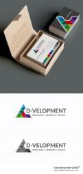 Logo & Huisstijl # 367103 voor Ontwerp een logo en huisstijl voor D-VELOPMENT   gebouwen, gebieden, regio's wedstrijd