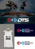 Logo & Huisstijl # 1150171 voor Ontwerp een logo en huisstijl voor de DUTCH TRIATHLON SERIES  DTS  wedstrijd