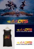 Logo & Huisstijl # 1150575 voor Ontwerp een logo en huisstijl voor de DUTCH TRIATHLON SERIES  DTS  wedstrijd