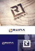 Logo & stationery # 1234042 for Logo for interior design  Reina  stam en staal  contest