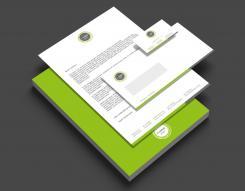 Logo & Corp. Design  # 501125 für Entwerfen Sie ein modernes+einzigartiges Logo und Corp. Design für Yoga Trainings Wettbewerb