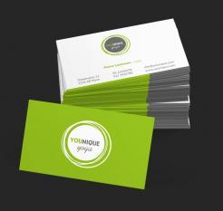 Logo & Corp. Design  # 500728 für Entwerfen Sie ein modernes+einzigartiges Logo und Corp. Design für Yoga Trainings Wettbewerb
