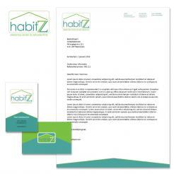 Logo & Huisstijl # 376467 voor Doorbreek vaste habitZ! Ontwerp een logo en huisstijl voor habitZ!  wedstrijd