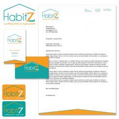 Logo & Huisstijl # 377193 voor Doorbreek vaste habitZ! Ontwerp een logo en huisstijl voor habitZ!  wedstrijd