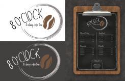 Logo & Huisstijl # 1154764 voor Ontwerp een korte  krachtige en pakkende bedrijfsnaam voor Espressobar! wedstrijd