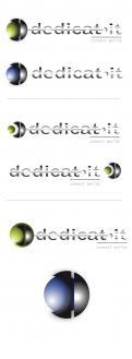 Logo & Huisstijl # 1505 voor Ontwerp logo en huisstijl voor Dedicat-IT wedstrijd