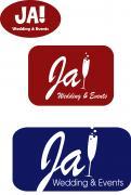Logo & Huisstijl # 333771 voor JA! Wedding & Events wedstrijd