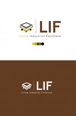 Logo & Huisstijl # 430166 voor LIF Living Industrial Furniture wedstrijd