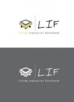 Logo & Huisstijl # 430170 voor LIF Living Industrial Furniture wedstrijd