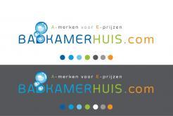 Logo & Huisstijl # 429791 voor Badkamerhuis.com Logo & Huisstijl voor Sanitairwinkel wedstrijd