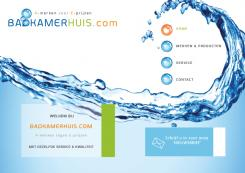 Logo & Huisstijl # 429801 voor Badkamerhuis.com Logo & Huisstijl voor Sanitairwinkel wedstrijd