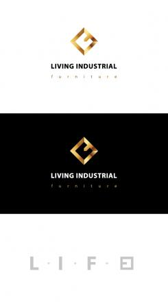 Logo & Huisstijl # 435743 voor LIF Living Industrial Furniture wedstrijd