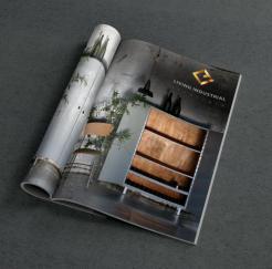 Logo & Huisstijl # 435752 voor LIF Living Industrial Furniture wedstrijd