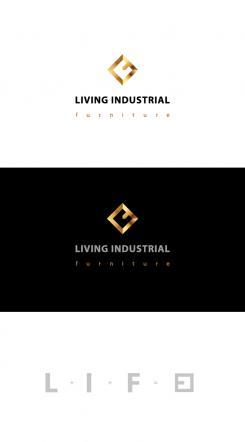 Logo & Huisstijl # 435753 voor LIF Living Industrial Furniture wedstrijd