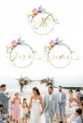 Logo & Corporate design  # 1098660 für Newcomerin Hochzeits  und Eventplanerin  Taufe  Polterabend  Familienfeiern     Wettbewerb