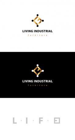 Logo & Huisstijl # 435758 voor LIF Living Industrial Furniture wedstrijd