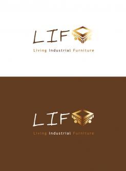 Logo & Huisstijl # 430349 voor LIF Living Industrial Furniture wedstrijd