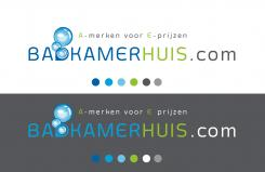 Logo & Huisstijl # 429254 voor Badkamerhuis.com Logo & Huisstijl voor Sanitairwinkel wedstrijd