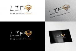 Logo & Huisstijl # 432070 voor LIF Living Industrial Furniture wedstrijd
