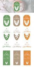 Logo & Huisstijl # 954976 voor Huisstijl voor Broodje  Con Amore   Italiaanse bakkerij  wedstrijd