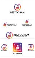 Logo & Huisstijl # 1146018 voor Ontwerp een herkenbaar  toegankelijk maar hip logo voor een online platform dat restaurants met content creators  Instagram  verbindt! wedstrijd