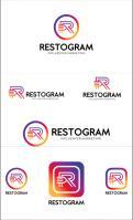 Logo & Huisstijl # 1146019 voor Ontwerp een herkenbaar  toegankelijk maar hip logo voor een online platform dat restaurants met content creators  Instagram  verbindt! wedstrijd
