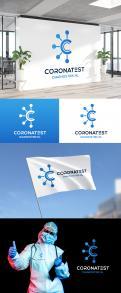 Logo & Huisstijl # 1222967 voor coronatest diagnostiek nl   logo wedstrijd